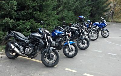 Nasze motocykle
